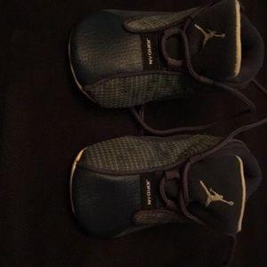 Nike Jordan's toddler 3c like new condition